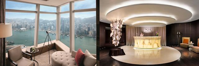 The Ritz-Carlton Hong Kong & The Ritz-Carlton Spa