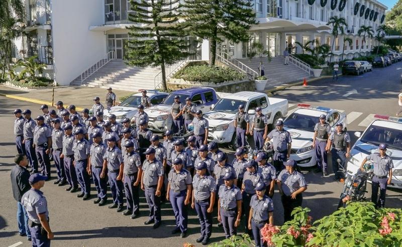Ordenan desarme de la Policía Municipal en Santiago