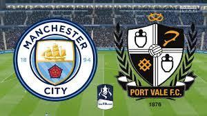 مشاهدة مباراة مانشستر سيتي وبورت فايل  بتاريخ 04-01-2020 كأس الإتحاد الإنجليزي