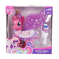 MLP Fake Princess Brushable