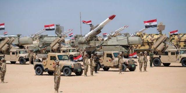 Perang Besar Mesir Vs Turki Segera Pecah, Sirte Sudah Dikepung GNA