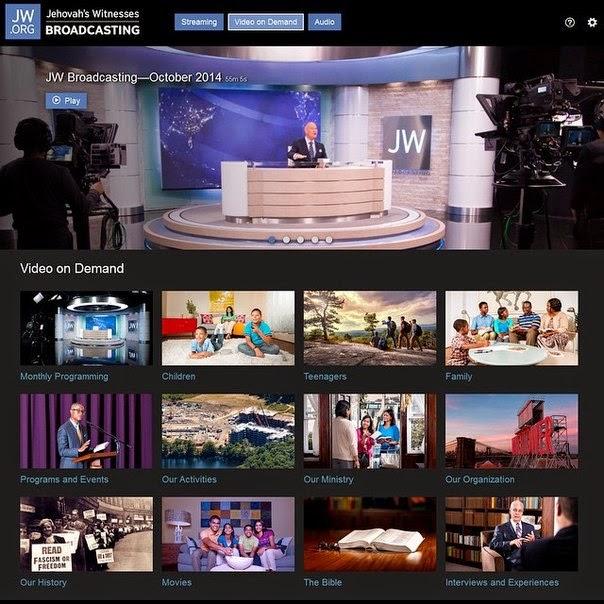 JW Broadcasting на русском