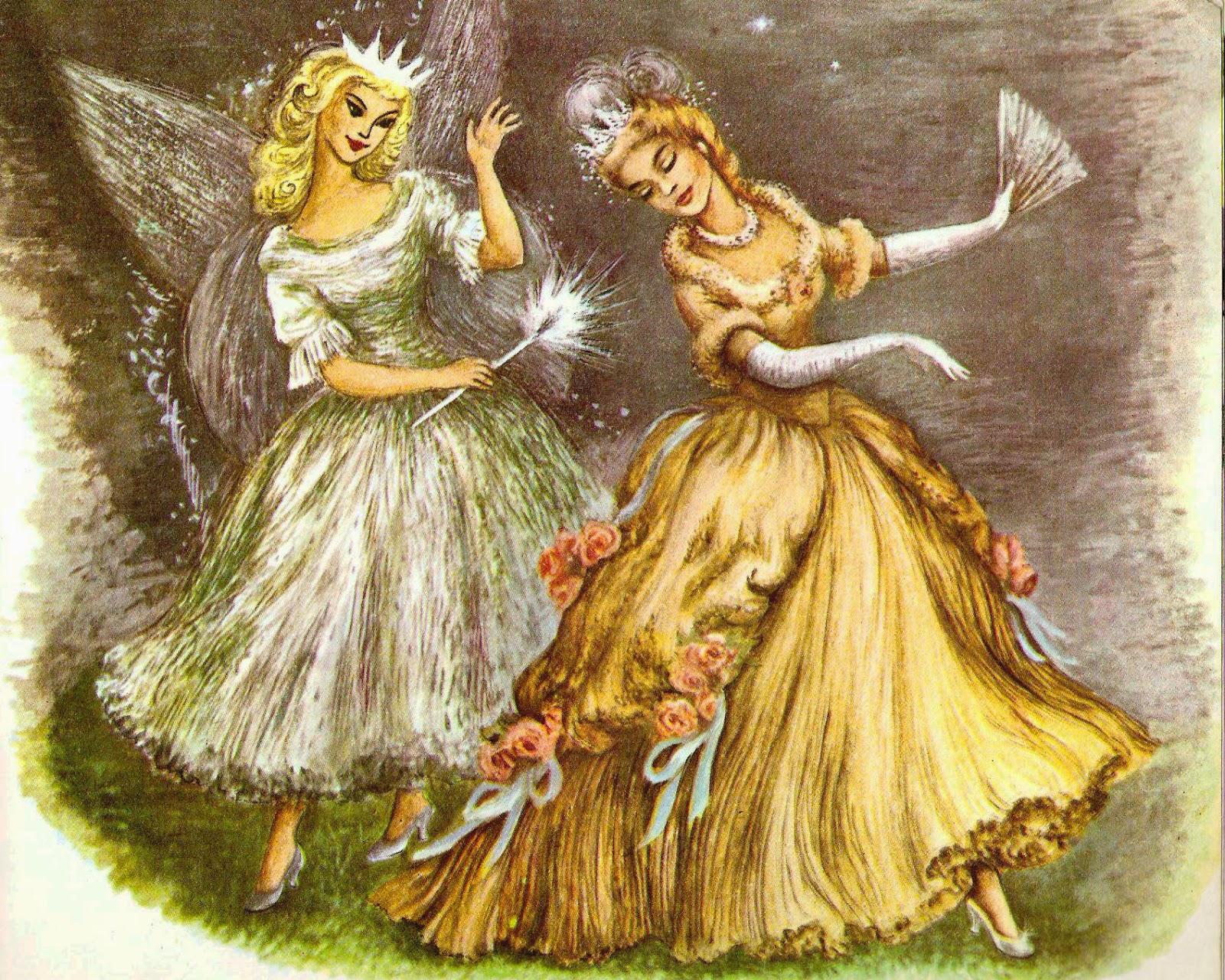 Картинки феи золушки