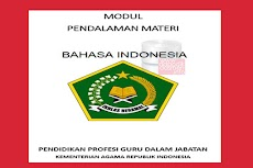 Materi PPG Kemenag Mata Pelajaran Bahasa Indonesia