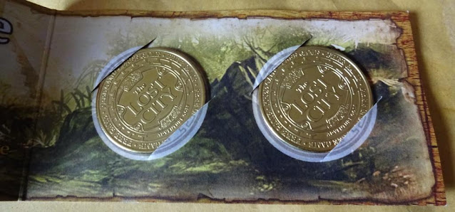 Inca Gold from The Lost City Adventure Golf