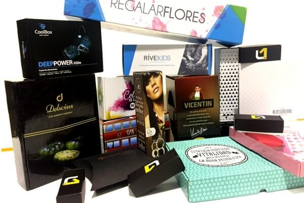 packaging cajas