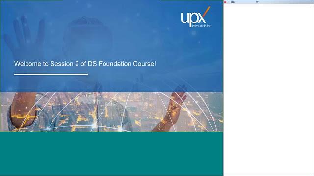 Data Science Foundation Course 2020 Data Analysis withPython