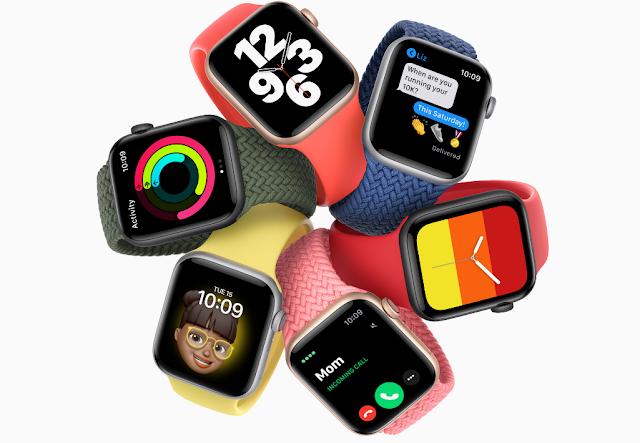 آبل تكشف عن Apple Watch SE مقابل 279 دولار