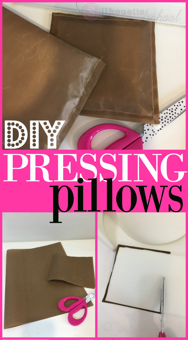 heat press pillows how to make your
