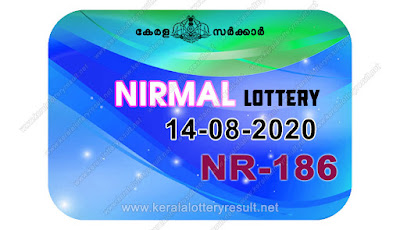 kerala lottery result, kerala lottery kl result, yesterday lottery results, lotteries results, keralalotteries, kerala lottery, keralalotteryresult, kerala lottery result live, kerala lottery today, kerala lottery result today, kerala lottery results today, today kerala lottery result, Nirmal lottery results, kerala lottery result today Nirmal, Nirmal lottery result, kerala lottery result Nirmal today, kerala lottery Nirmal today result, Nirmal kerala lottery result, live Nirmal lottery NR-186, kerala lottery result 14.08.2020 Nirmal NR 186 14 August 2020 result, 14 08 2020, kerala lottery result 14-08-2020, Nirmal lottery NR 186 results 14-08-2020, 14/08/2020 kerala lottery today result Nirmal, 14/08/2020 Nirmal lottery NR-186, Nirmal 14.08.2020, 14.08.2020 lottery results, kerala lottery result August 14 2020, kerala lottery results 14th August 2020, 14.08.2020 week NR-186 lottery result, 14.08.2020 Nirmal NR-186 Lottery Result, 14-08-2020 kerala lottery results, 14-08-2020 kerala state lottery result, 14-08-2020 NR-186, Kerala Nirmal Lottery Result 14/08/2020