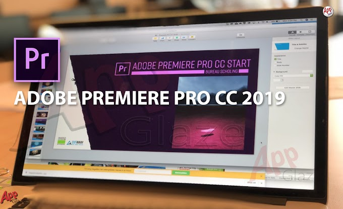Adobe Premiere Pro CC 2019 v13.0 for Mac