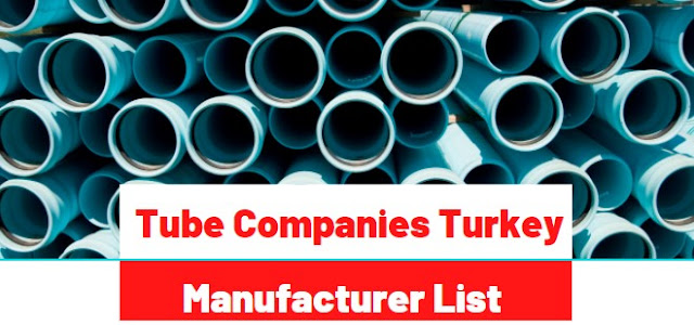 Tube Companies Turkey