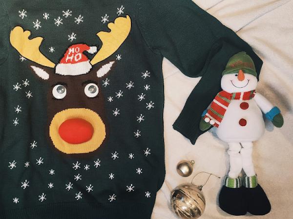 Ugly Christmas Sweater Day: La moda de los jerséis navideños