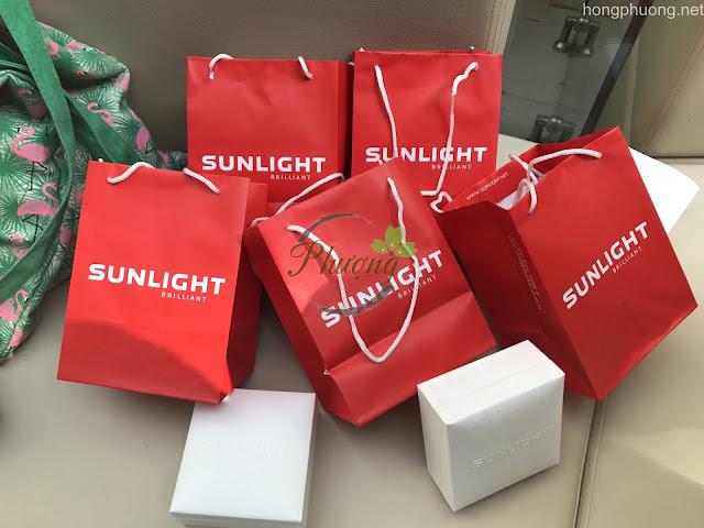 Mua đồng hồ Sunlight cho khách ở Moskva - Video mua hàng