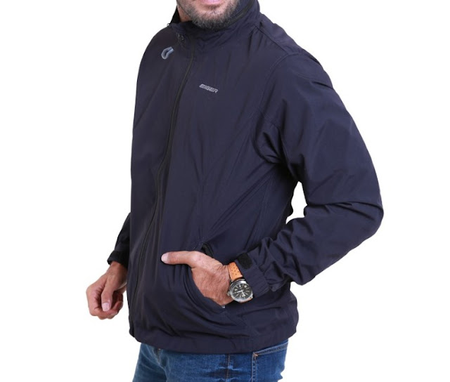 Eiger Riding Velocity OL Jacket Navy