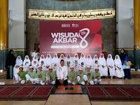 23 Penghafal Alquran dari SD IT Umar bin Khattab Juwana Diwisuda