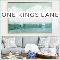One Kings Lane Coastal Flash Sales