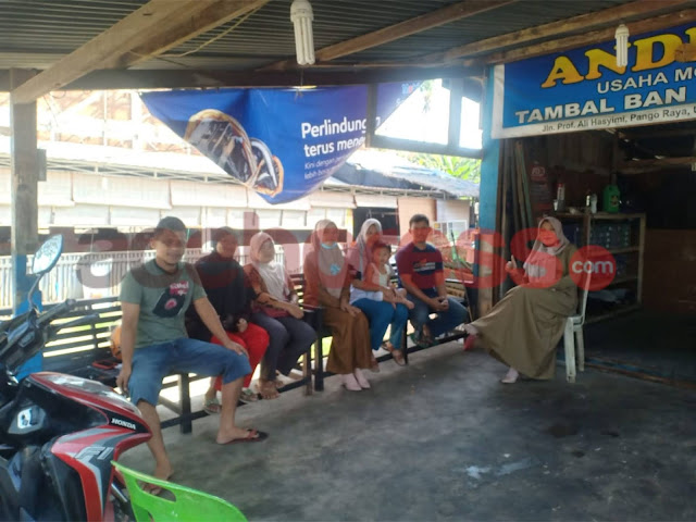 Lulusan SLB-B YPAC Banda Aceh Buka Usaha Mandiri
