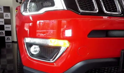 Jeep Compass Fog Lights