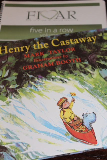 FIAR:  Henry the Castaway and Explorers