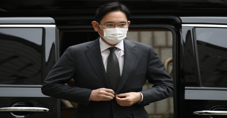 Samsung's Vice-Chairman Sentenced To 2.5 Years In Prison