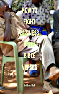 How to fight laziness with Bible verses
