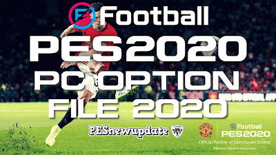 PES 2020 PC Option File Datapack 7.0 by Ruitrind