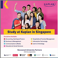 Info Session  | Kaplan Higher Education Academy