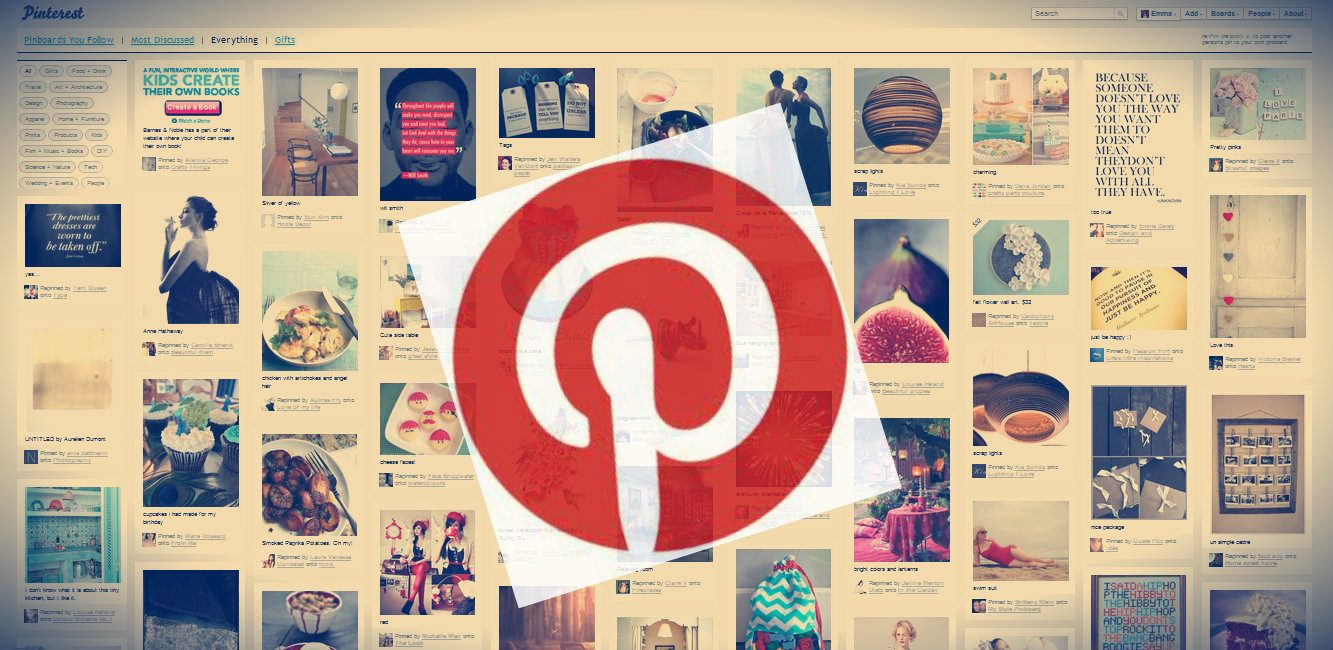 Pinterest for business: Top social media sites for business in 2016