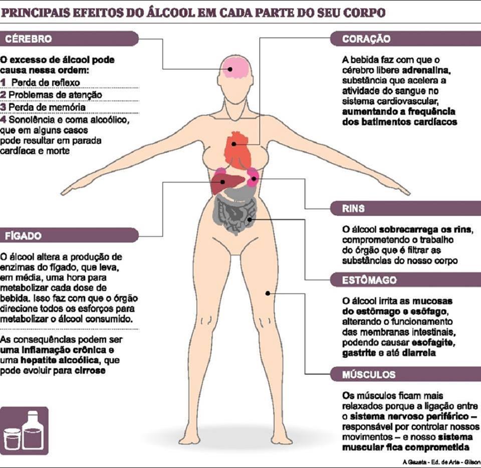 O álcool é a terceira causa de morte no mundo, atrás apenas do câncer e das doenças cardíacas. No Brasil, segundo a OMS, são quase 5 milhões de alcoólatras.