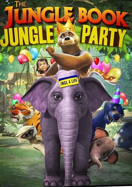 Cristian zorzi mowgli jungle book