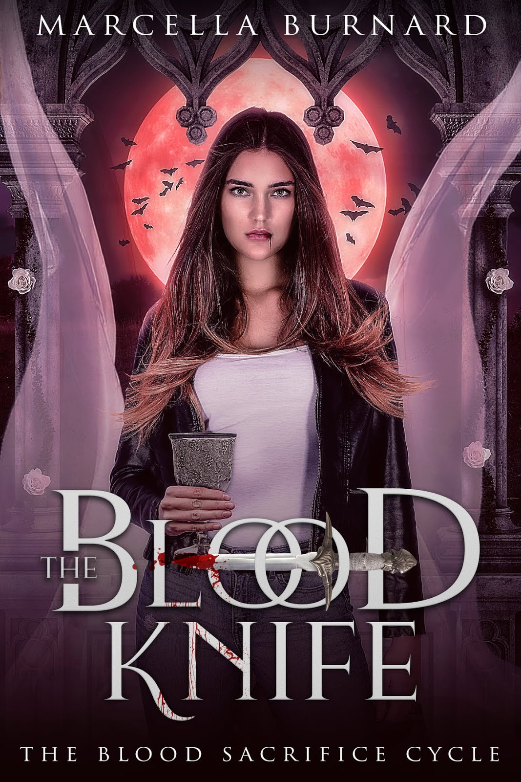 The Blood Knife (The Blood Sacrifice Cycle)