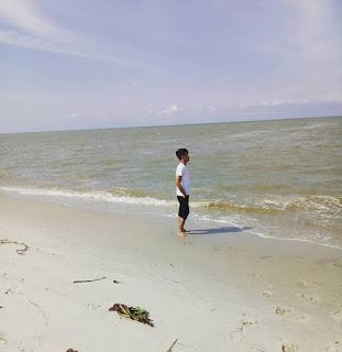 pantai di medan