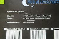 Info: MESANA Premium Matratzen-Schoner | Größe: 140x200 cm, Höhe: 27cm | weiß aus Soft Touch Microfaser | 100% Polyester | Matratzen-Auflage auch für Ihr Boxspring-Bett und Wasserbett | Unter-Bett