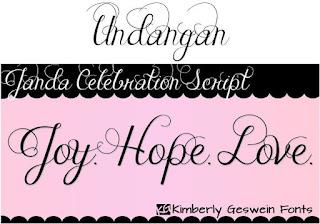 Download 40+ Font Latin Keren Untuk Desain Undangan Pernikahan, Janda Celebration Script
