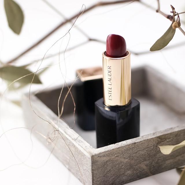 brauner Lippenstift