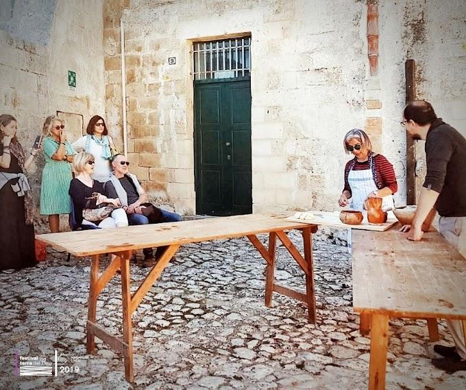 Matera: 'Festival La Terra del pane', show cooking dello chef stellato Vitantonio Lombardo
