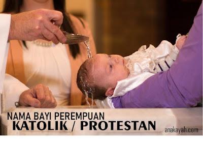 150 Nama Bayi Perempuan Kristen dan Artinya dari A-Z, Indah dan Penuh Makna(Lahir Bulan November).