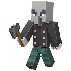 Minecraft Vindicator Craft-a-Block Series 4 Figure