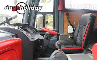 Sewa Bus Pariwisata murah di kota Bandung