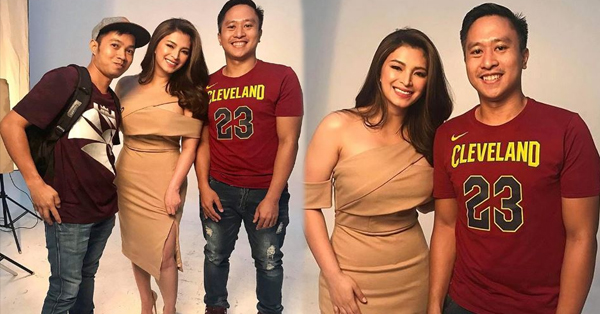 Angel Locsin Is Looking Hot And Gorgeous In Her 2018 Mosbeau Photoshoot!