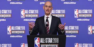 Adam Silver of NBA