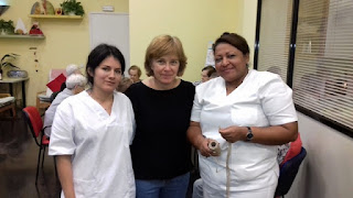 auxiliars i terapeuta a l'Aviparc