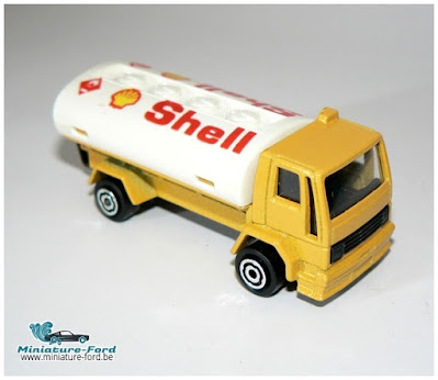Camion Ford Shell