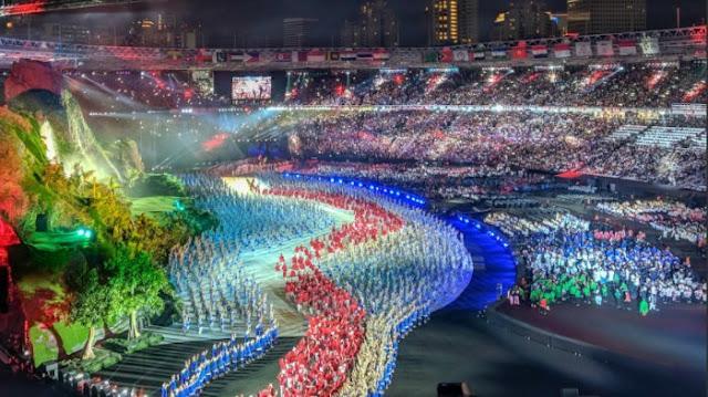 CBA Cium Bau Anyir Korupsi Proyek Asian Games