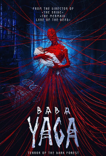 Baba Yaga: Terror Of The Dark Forest (BRRip 720p Ingles Subtitulada) (2020)