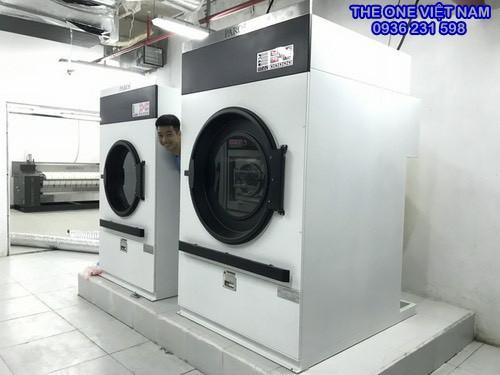 Máy sấy cho xưởng giặt bệnh viện
