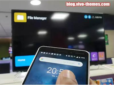 Cara Mengubah HP Vivo Menjadi Remote
