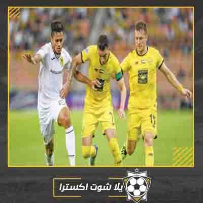 بث مباشر مباراة الاتحاد والوصل اليوم