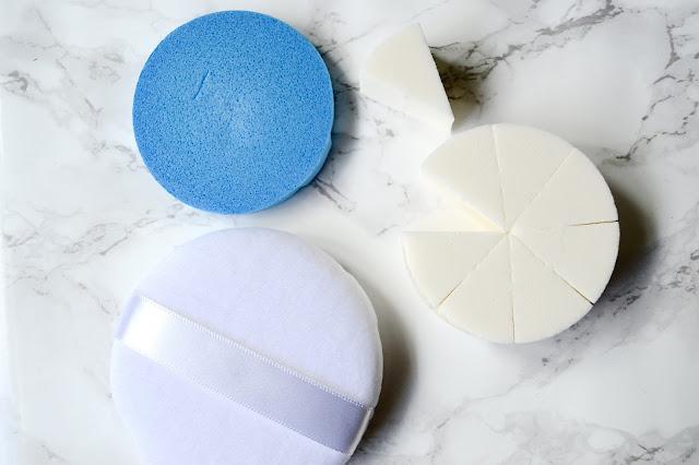 Rio Concealer kit sponges